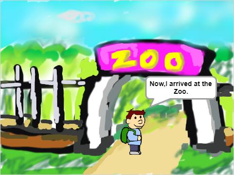スクラッチすごい作品 どうぶつ☆パズル(Zoo Animals☆Puzzle)